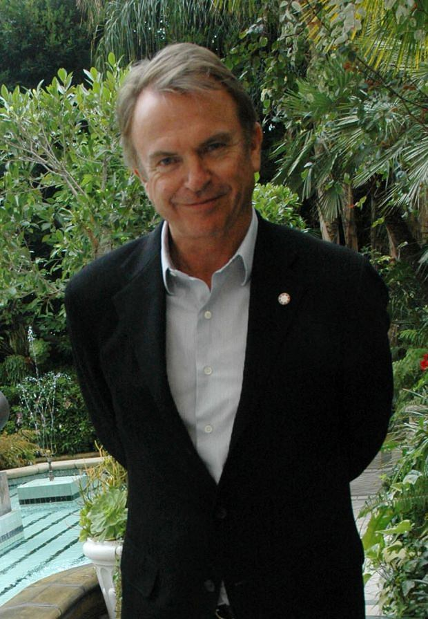 "Sam Neill at the Hollywood Foreign Press Association press conference for the television show ""The Tudors"" held in Los Angeles, CA on March 26, 2007. Photo by: Yoram Kahana_Shooting Star. NO TABLOID PUBLICATIONS. NO USA SALES UNTIL JUNE 27, 2007."