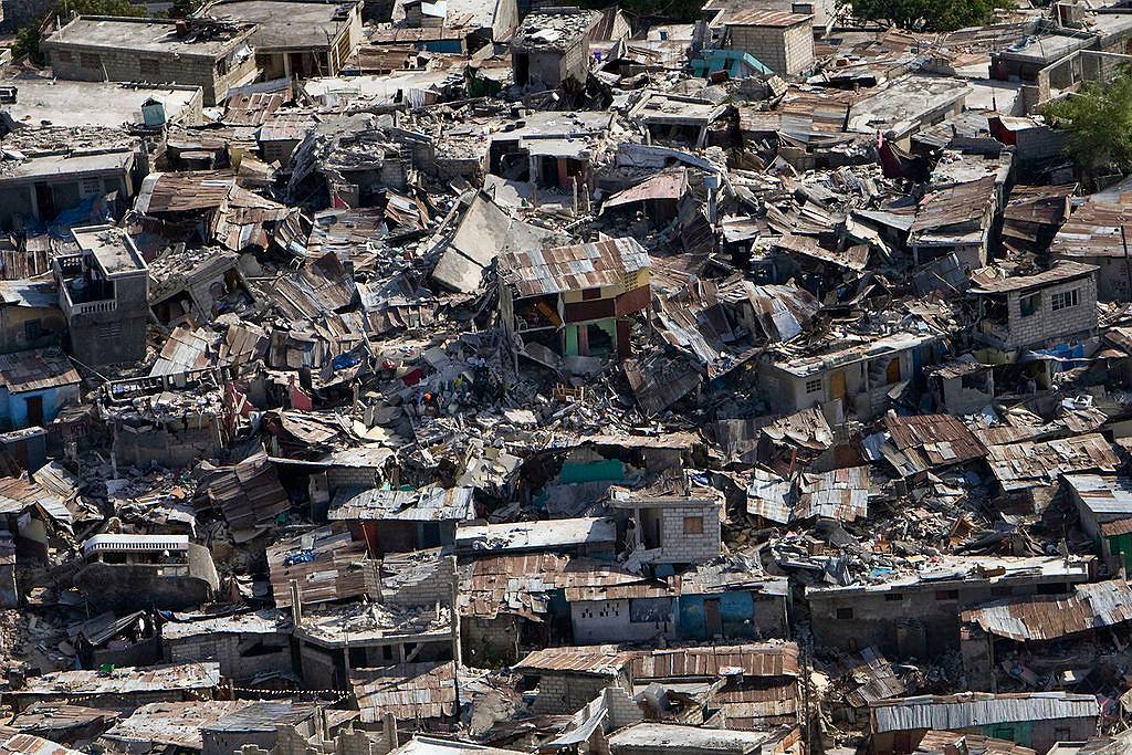 Trzęsienie ziemi na Haiti w 2010 roku