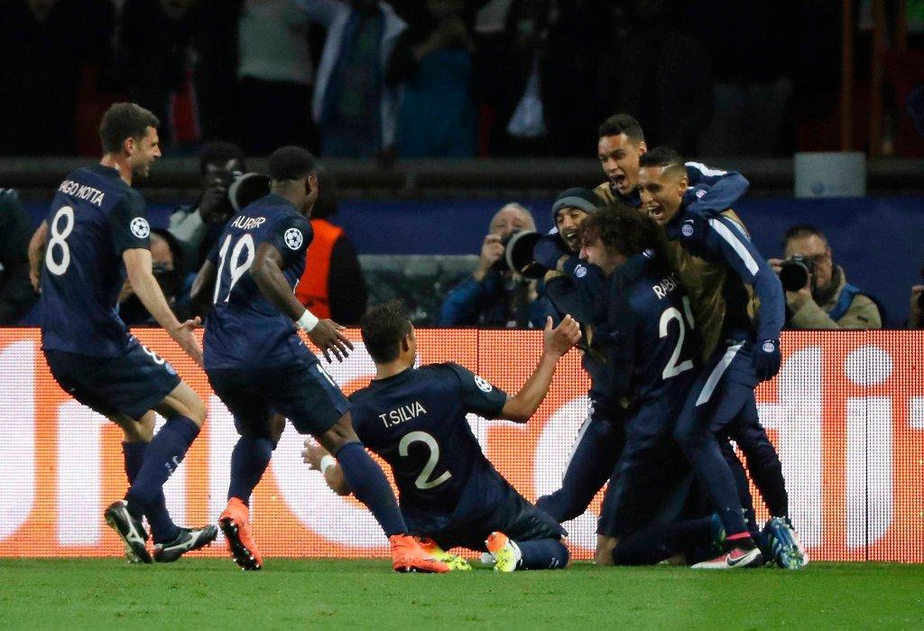 Manchester City - PSG. Transmisja TV, Relacja Online, Stream Za darmo