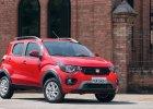 Fiat Mobi | Crossover w rozmiarze XS