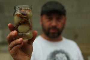 Ten niezapomniany smak! Jerzy Nogal zdradza przepis na kultowe pyzy z Bazaru Różyckiego