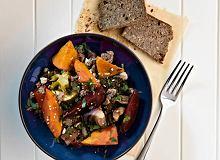 Jesienna sałatka warzywna - ugotuj