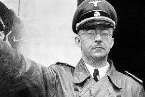 """""""Tw�j Heini"""". W Izraelu odkryto zaginione prywatne archiwum Heinricha Himmlera"""