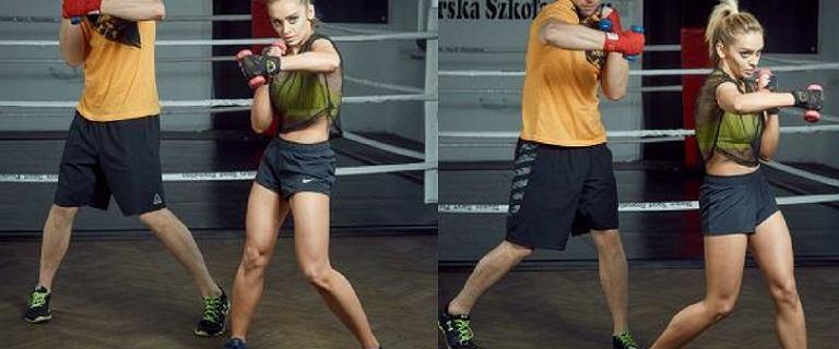 Trening na brzuch, uda i pośladki inspirowany boksem