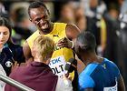 """Usain Bolt nie ma z kim przegrać: """"Nie zajmuję się takim problemem"""""""