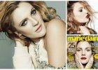 """Drew Barrymore dla """"Marie Claire"""": Najlepiej czuję się w dresach, a maluję się w 5 minut w samochodzie [SESJA + WYWIAD]"""