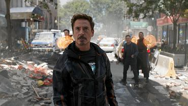 'Avengers: Wojna bez granic'. Tony Stark/Iron Man (Robert Downey Jr.)