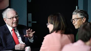 Warren Buffett i Bill Gates krytykują kryptowaluty