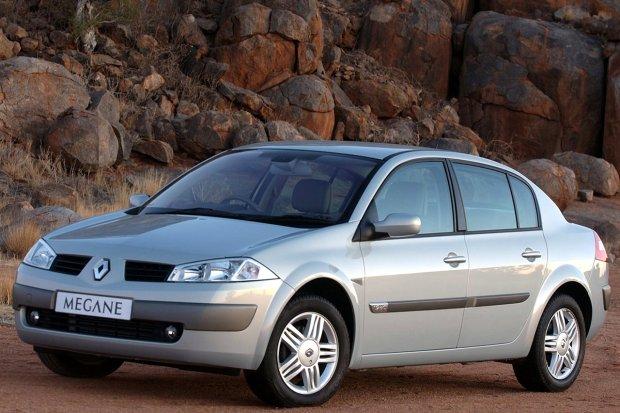 Renault Megane II 4d