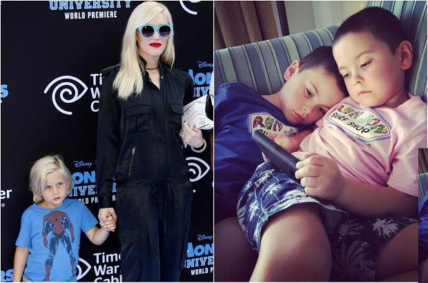 Zdjęcie numer 0 w galerii - Gwen Stefani ma 47 lat i zaszła w ciążę. Nie tylko ona późno zdecydowała się na dziecko. Ona urodziła te urocze bliźniaki