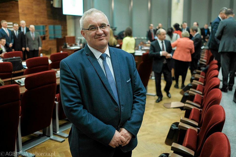 Jacek Kotula. Radny Sejmiku Województwa Podkarpackiego