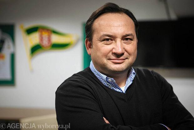 Zdjęcie numer 5 w galerii - Adam Mandziara, prezes Lechii Gdańsk: Liga Mistrzów? Myślimy. Ale jeszcze nie teraz