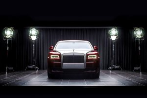 Rolls-Royce Ghost Red Diamond | One of One