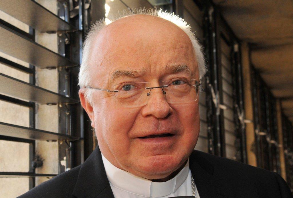 Józef Wesołowski, były dostojnik kościelny