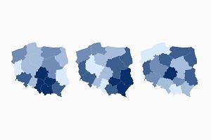 """Małopolska i Podlasie odwracają się od """"Wiadomości"""". A jak radzą sobie """"Wydarzenia"""" i """"Fakty""""?"""
