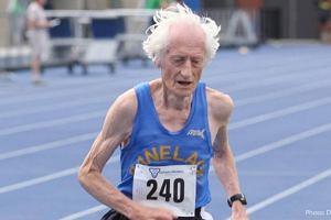 Dla nich wiek nie stanowi żadnej granicy. Ci seniorzy biegają i nie zamierzają przestać