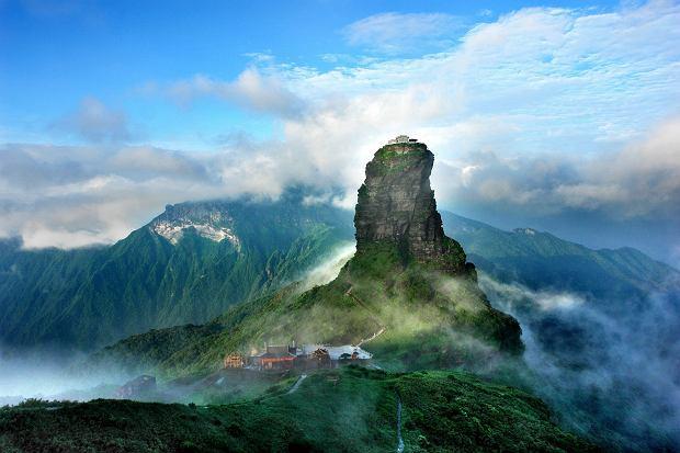 Góra Fanjingshan