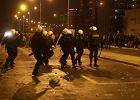 Pose� PiS pomyli� protestuj�cych z bandytami