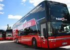 Polski Bus �wietnie sobie radzi na rynku. W przysz�o�ci zainwestuje w kolej?