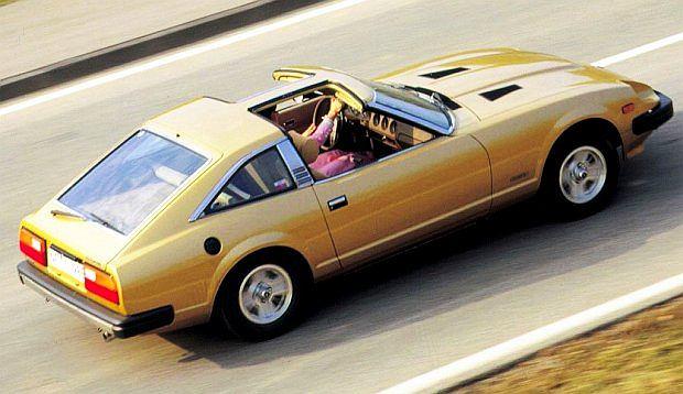 Model 280 ZX powstał w cztery lata. Jego opracowanie pochłonęło tylko 15 mln euro