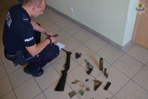 60-latka z Gdańska groziła sąsiadce bronią. Miała cały arsenał