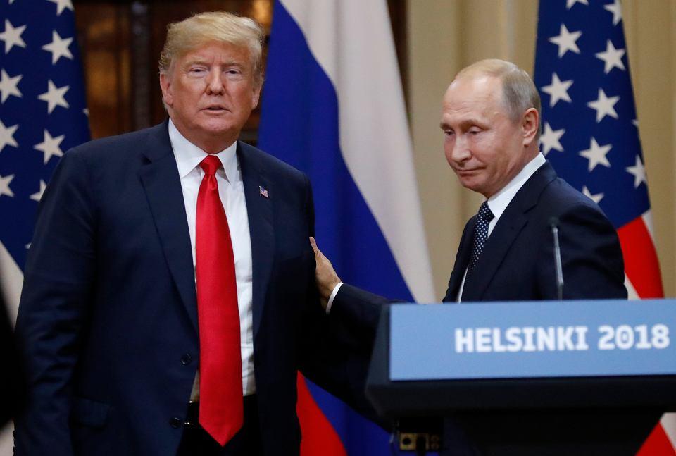 Trump miał wiele wpadek. Ale ta z Helsinek może okazać się kosztowna