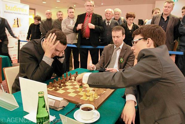 Olimpiada szachowa. Polacy kapitanami dru�yn Malty, Meksyku i RPA