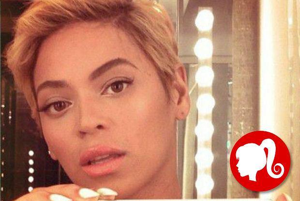 Chcesz być jak Beyonce? Sprawdź czy pasuje ci pixie cut (by nie chodzić w peruce jak ona)