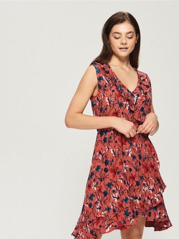 4d63fa9bea Sukienki z gumką na lato. Wybraliśmy najładniejsze modele z ...