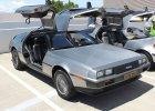 Producent chce wyprodukować 300 nowych DeLoreanów