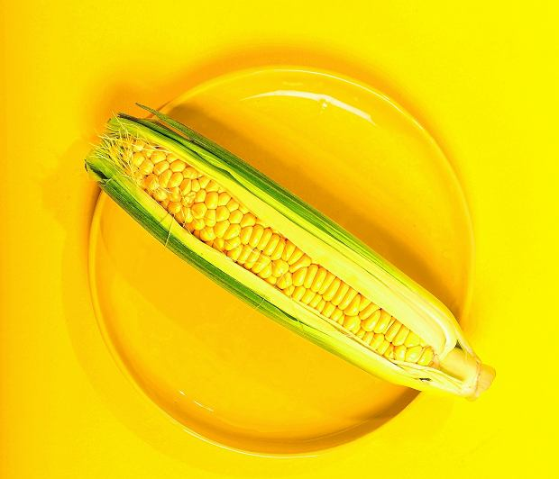 Pyszna kukurydza