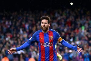 Primera Division. Lionel Messi tylko raz w karierze poprosił innego piłkarza o zamienienie się koszulkami