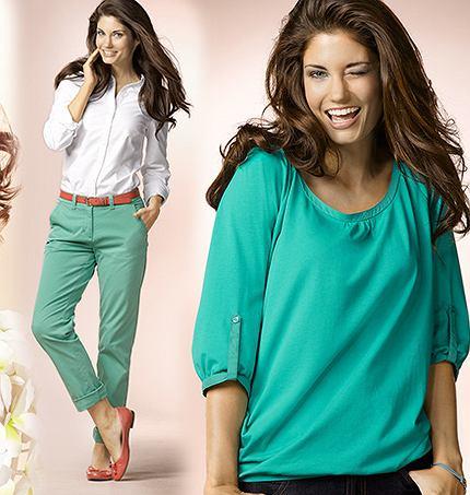 5a766dcbbc Wiosenna moda z Tchibo