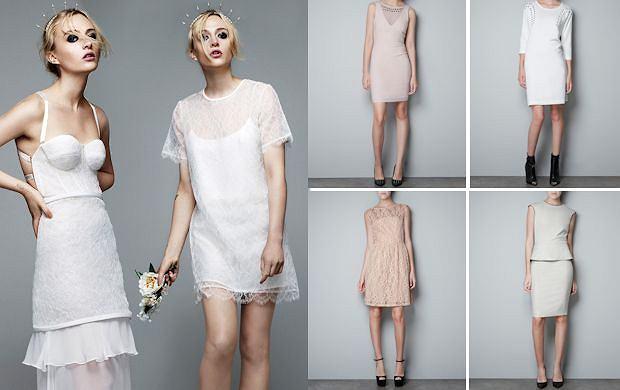 Sukienki na �lub cywilny
