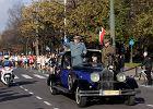 Rekordowy Bieg Niepodleg�o�ci. Uczestnik�w pozdrawia� sam marsza�ek Pi�sudski [ZDJ�CIA]