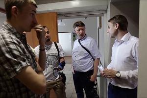 Przeciwnicy powiększenia miasta przyszli na spotkanie opolskiej prawicy