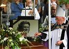 """Pogrzeb Zbigniewa Wodeckiego. """"Poszedł po nagrodę do innego świata, do Boga"""""""