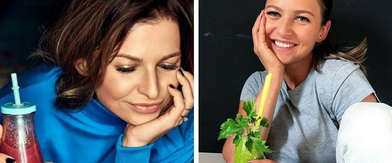 11 przepisów na soki, izotoniki oraz szejki oczyszczające organizm według Anny Lewandowskiej
