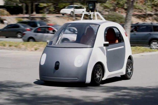 Wideo | Google - samoch�d bez kierownicy
