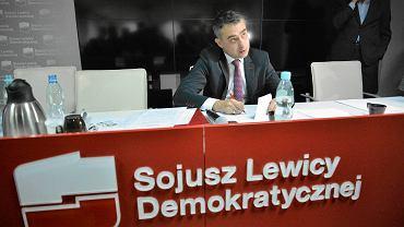 Krzysztof Gawkowski z SLD