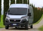 Fiat   Ducato  | Pierwsza jazda | Pot�ga do�wiadczenia