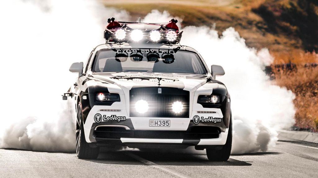 Jon Olsson Rolls-Royce