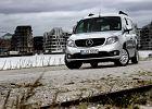Mercedes Citan - test | Pierwsza jazda