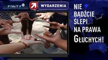 Akcja Demokracja apeluje do prywatnych stacji o programy w języku migowym.