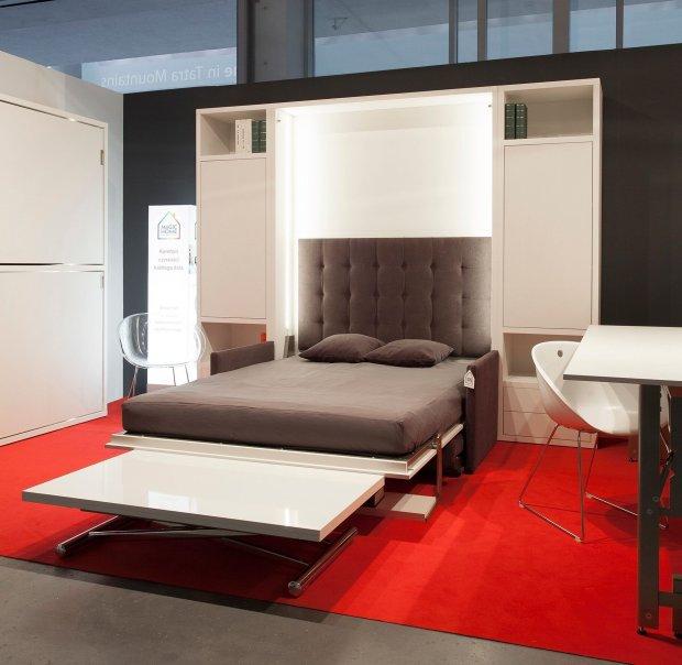 w ma ym mieszkaniu funkcjonalno to podstawa. Black Bedroom Furniture Sets. Home Design Ideas