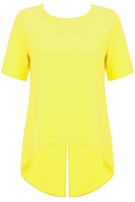 fe186070c873a W pełnym słońcu czyli ubrania i dodatki w kolorze żółtym - zdjęcie nr 32
