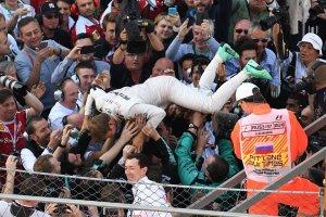 Formu�a 1 | GP Rosji 2016 | Nie ma mocnych na Nico Rosberga