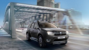 Dacia Duster Steel