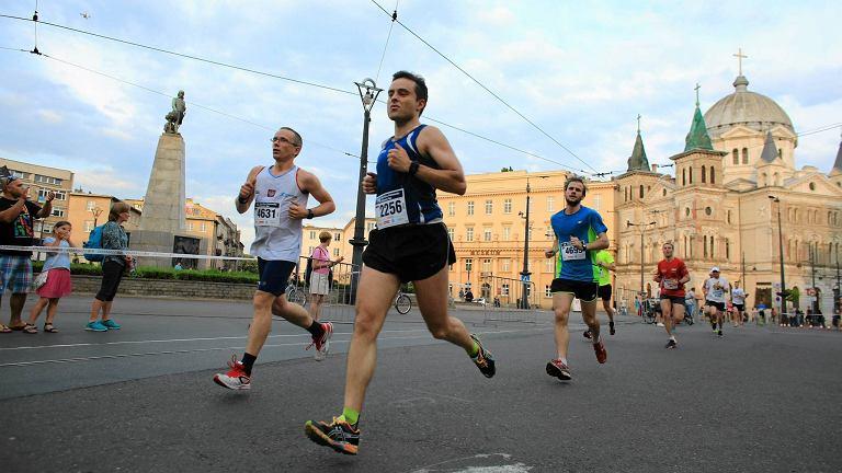Bieg Ulicą Piotrkowską Rossmann Run