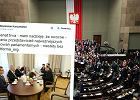 Po spotkaniu u marszałka Senatu